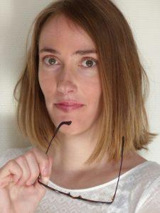 Un maquillage léger pour Mathilde